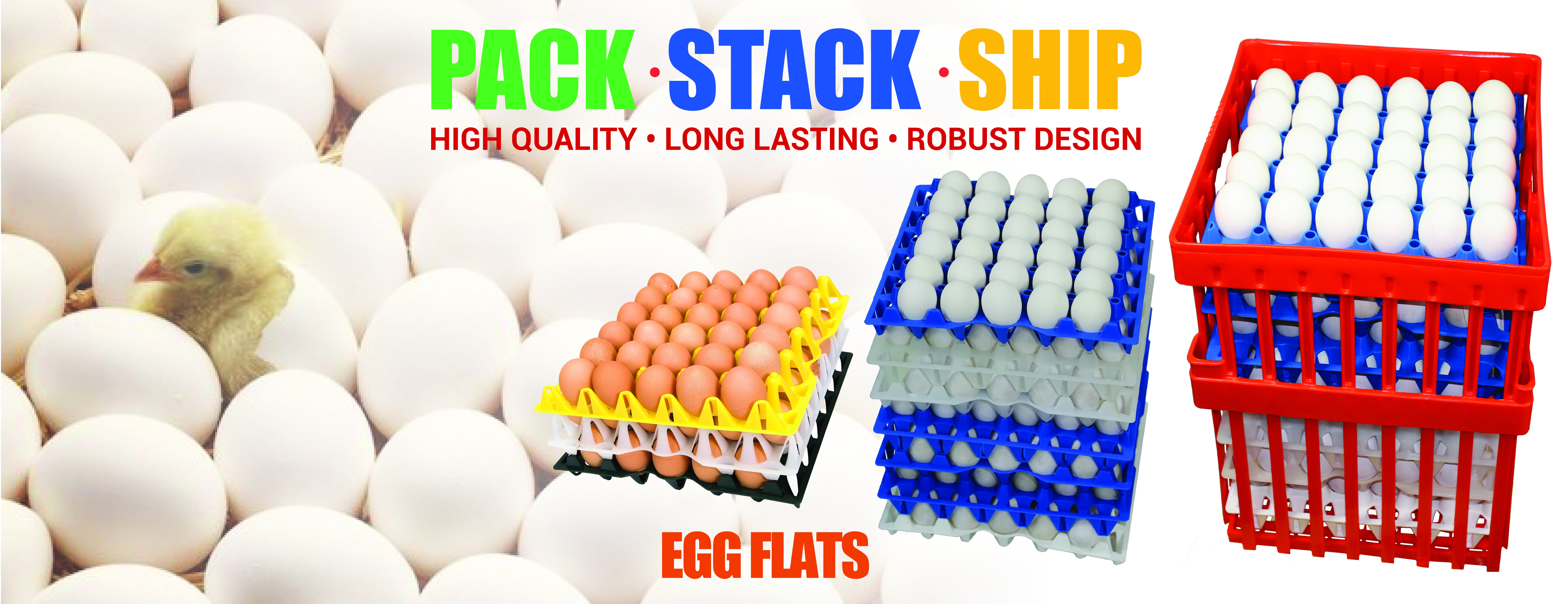 Pakster Poultry Products – 100% Made in the USA!