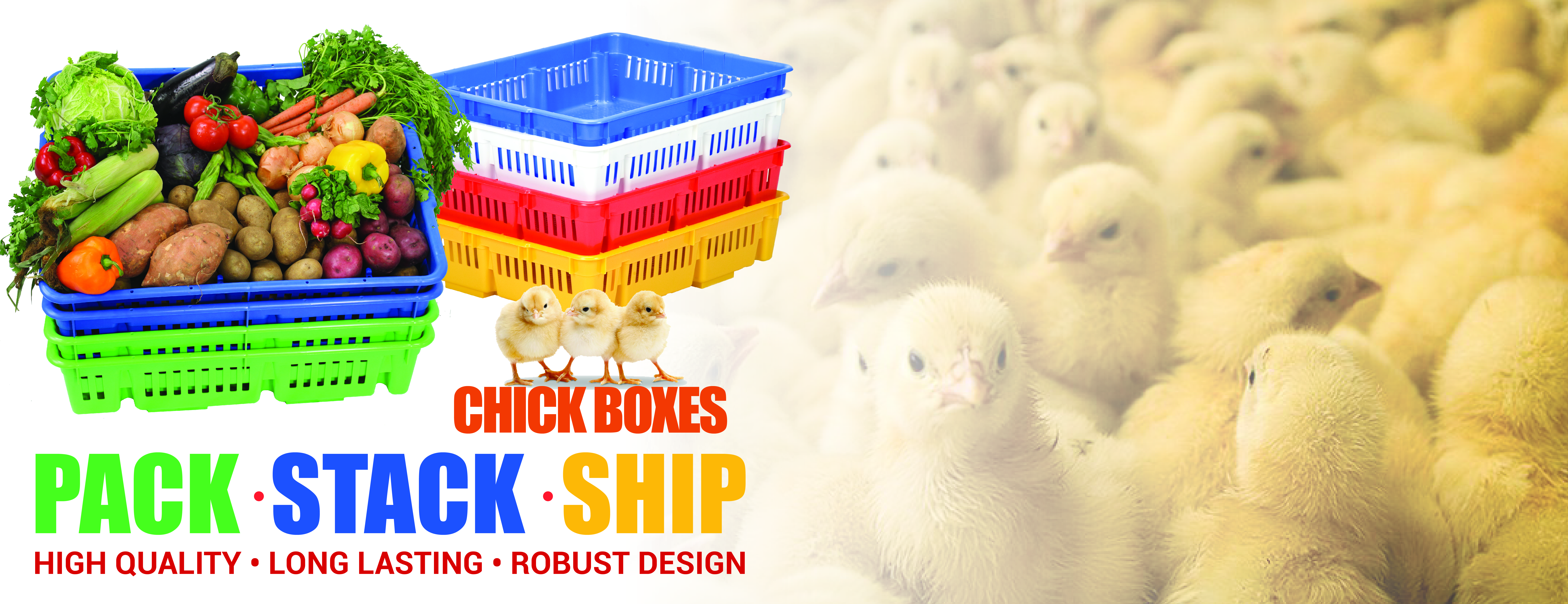 Pakster Poultry Products- 100% Made in the USA!
